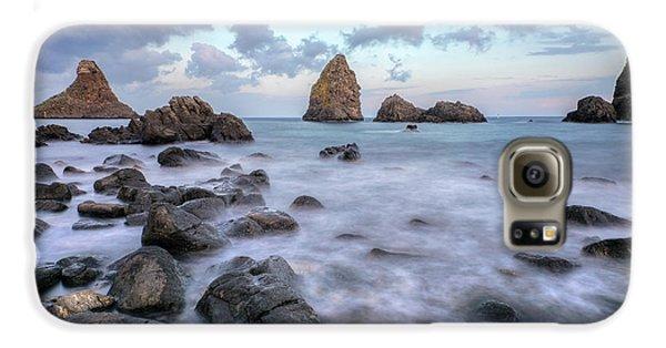 Cyclops Galaxy S6 Case - Aci Trezza - Sicily by Joana Kruse