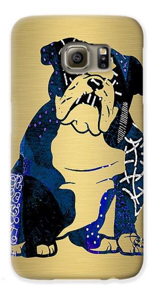 English Bulldog Collection Galaxy S6 Case