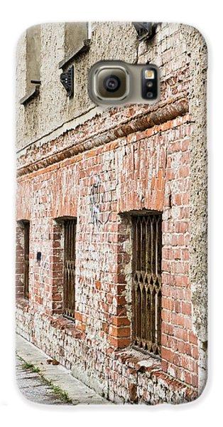 Dungeon Galaxy S6 Case - Derelict Building by Tom Gowanlock