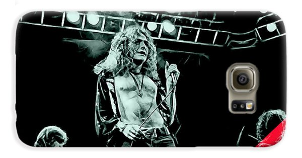 Led Zeppelin Collection Galaxy S6 Case by Marvin Blaine
