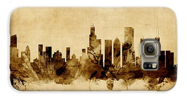 Chicago Illinois Skyline Galaxy S6 Case