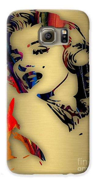 Marilyn Monroe Collection Galaxy S6 Case