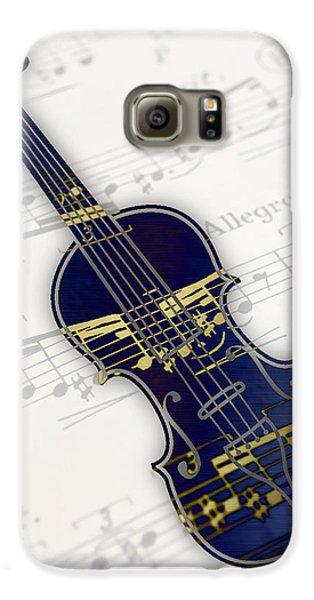 Violin Collection Galaxy S6 Case