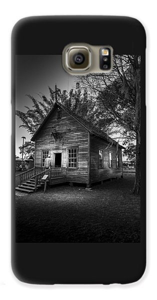1800's Florida Church Galaxy S6 Case by Marvin Spates