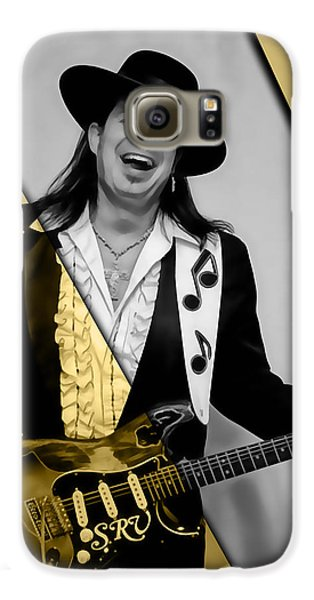 Stevie Ray Vaughan Collection Galaxy S6 Case by Marvin Blaine