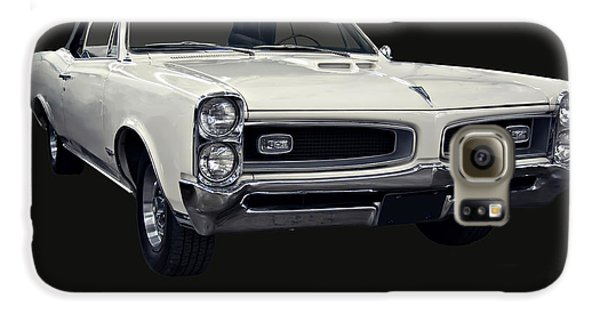 1966 Pontiac Gto Convertible Galaxy S6 Case