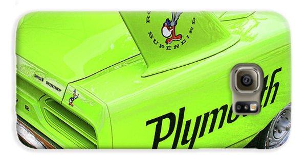 1970 Plymouth Superbird Galaxy S6 Case