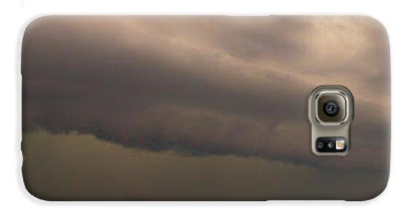 Nebraskasc Galaxy S6 Case - 3rd Storm Chase Of 2015 by NebraskaSC