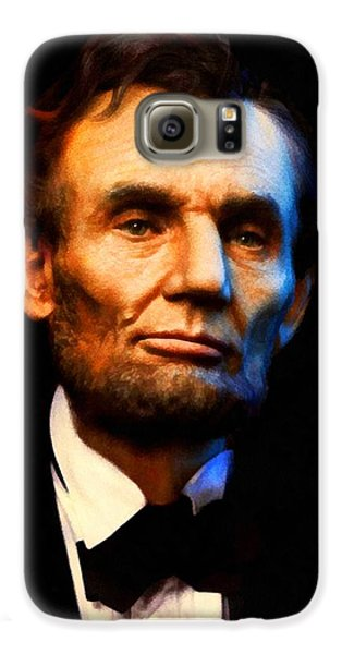 Abraham Lincoln Galaxy S6 Case