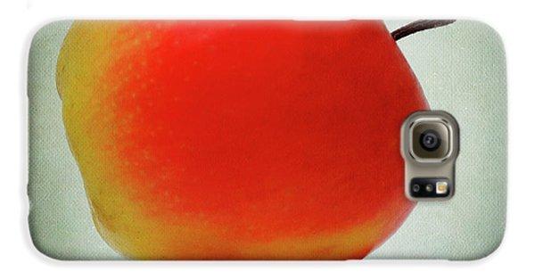 Apple Galaxy S6 Case - Apples by Bernard Jaubert