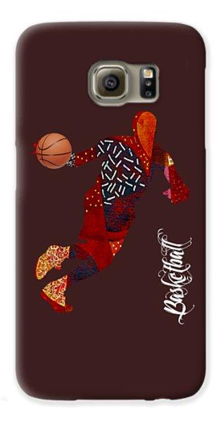 Basketball Collection Galaxy S6 Case