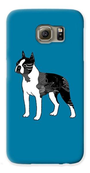 Boston Terrier Collection Galaxy S6 Case