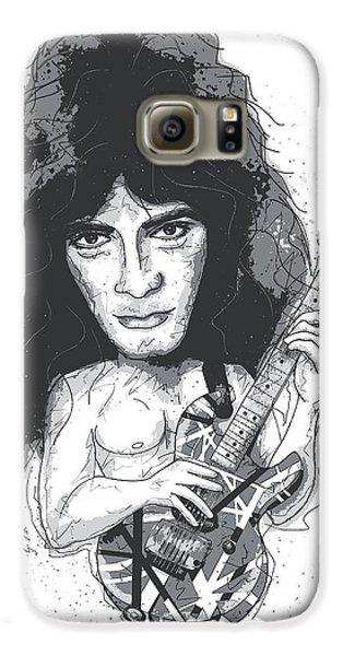 Eddie Van Halen Galaxy S6 Case