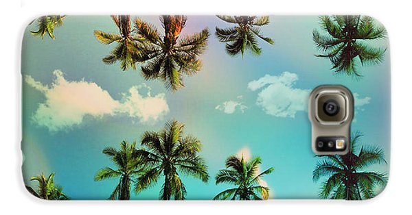 Florida Galaxy S6 Case by Mark Ashkenazi