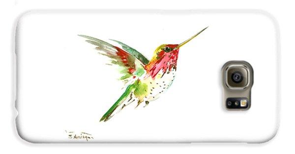 Flying Hummingbird Galaxy S6 Case