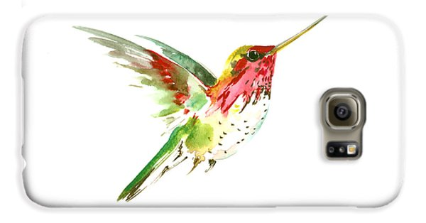Flying Hummingbird Galaxy S6 Case by Suren Nersisyan