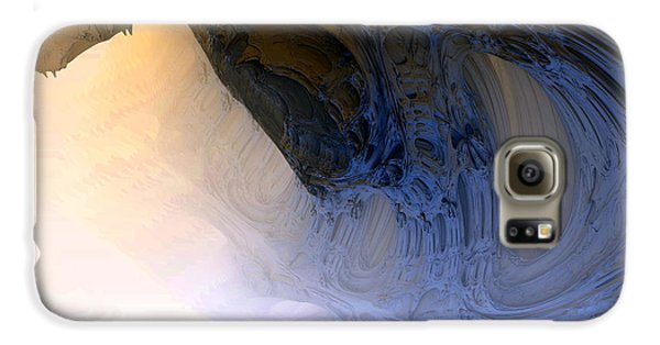 Fog In The Cave Galaxy S6 Case
