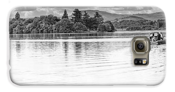 Lake Of Menteith Galaxy S6 Case