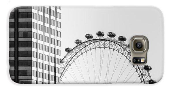 London Eye Galaxy S6 Case by Joana Kruse