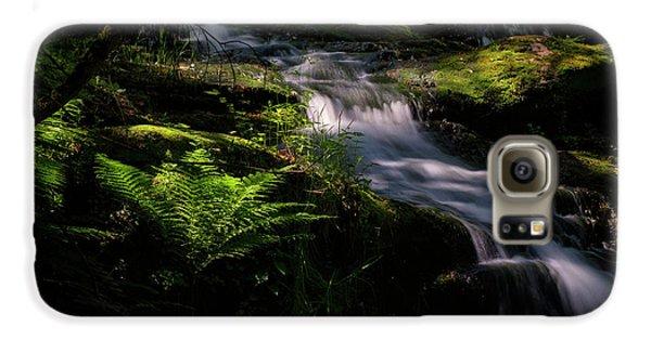 Lynn Mill Waterfalls Galaxy S6 Case