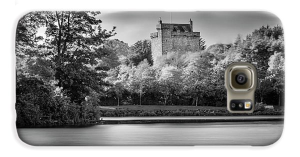 Mains Castle East Kilbride, Scotland Galaxy S6 Case