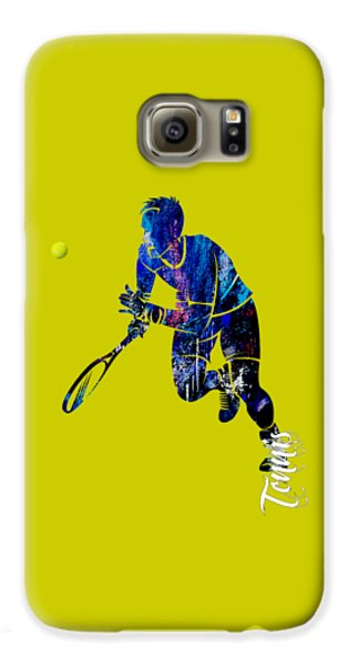 Mens Tennis Collection Galaxy S6 Case