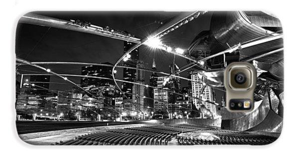 Millennium Park Galaxy S6 Case by Sebastian Musial
