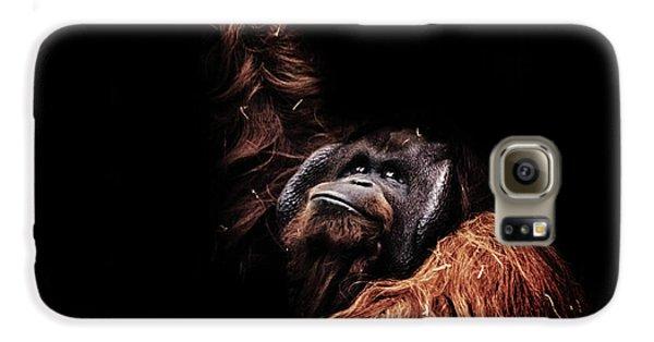 Orangutan Galaxy S6 Case by Martin Newman