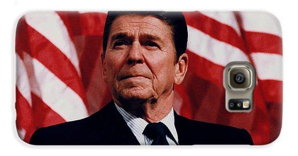 President Ronald Reagan Galaxy S6 Case