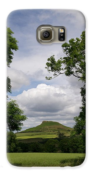 Roseberry Topping Galaxy S6 Case by Gary Eason