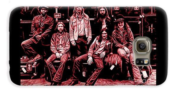 The Allman Brothers Collection Galaxy S6 Case