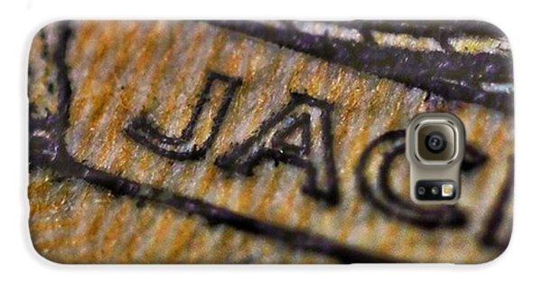 Detail Galaxy S6 Case - The Eagle Has Landed. $20 Bill Yo by David Haskett II