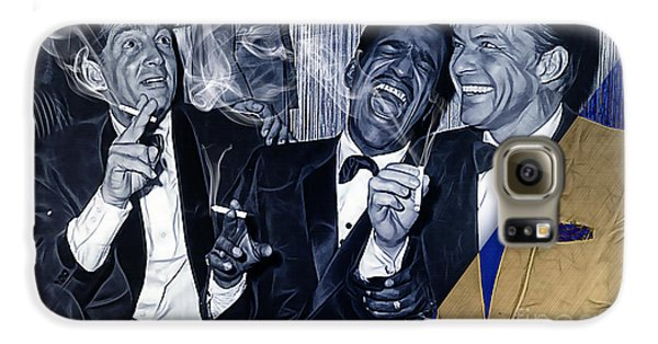 The Rat Pack Collection Galaxy S6 Case