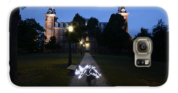 University Of Arkansas Galaxy S6 Case by Chris  Look