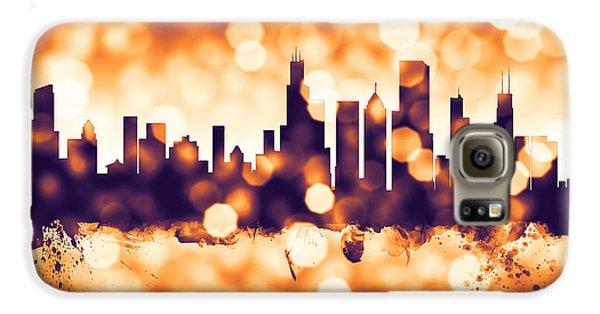 Chicago Illinois Skyline Galaxy S6 Case