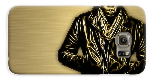 Jay Z Collection Galaxy S6 Case by Marvin Blaine