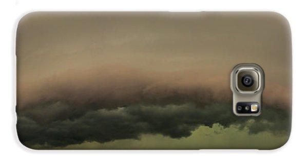 Nebraskasc Galaxy S6 Case - 3rd Storm Chase Of 2015 by Dale Kaminski