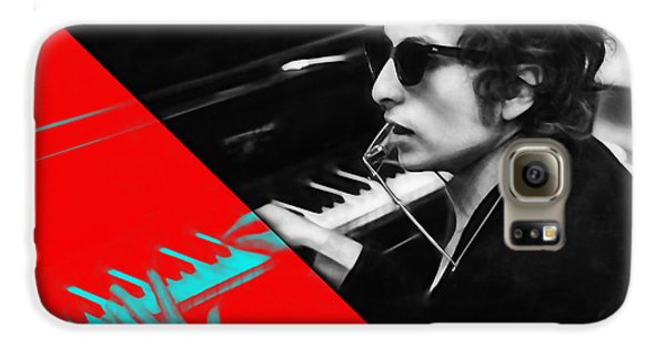 Bob Dylan Collection Galaxy S6 Case