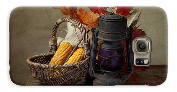 Autumn Galaxy S6 Case by Nailia Schwarz