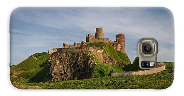 Castle Galaxy S6 Case - Bamburgh Castle by Smart Aviation