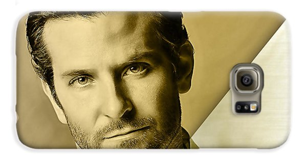 Bradley Cooper Collection Galaxy S6 Case by Marvin Blaine