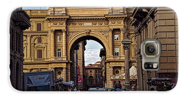 Florence Italy Galaxy S6 Case by Cendrine Marrouat