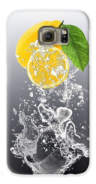 Lemon Splast Galaxy S6 Case