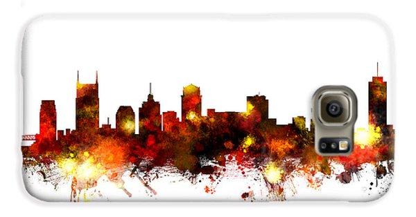 Nashville Tennessee Skyline Galaxy S6 Case