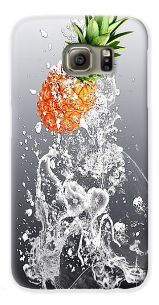 Pineapple Splash Galaxy S6 Case