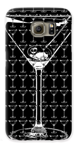 So Many Martinis So Little Time Galaxy S6 Case by Jon Neidert