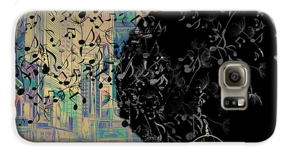 Sound Of Music Collection Galaxy S6 Case by Marvin Blaine