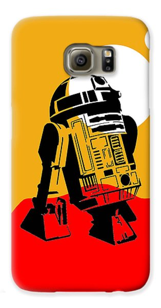 Star Wars R2-d2 Collection Galaxy S6 Case