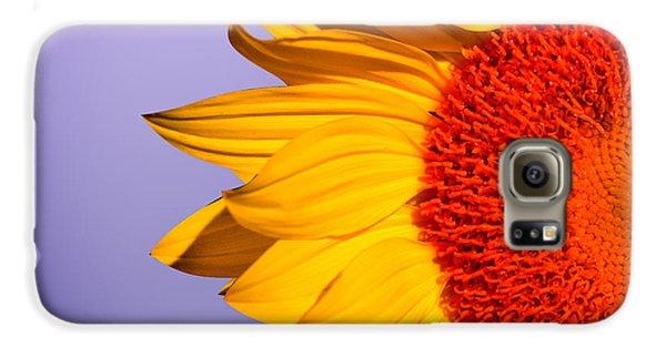 Sunflower Galaxy S6 Case - Sunflowers by Mark Ashkenazi