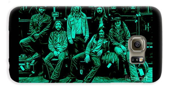 The Allman Brothers Collection Galaxy S6 Case by Marvin Blaine